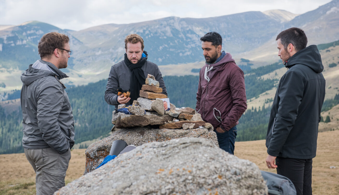 Interview with DP of Netflix's The Ritual, Andrew Shulkind