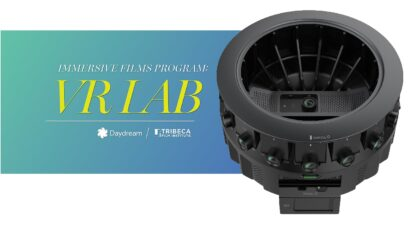 Immersive Films Program - Get $40,000 for your VR Film Project (for US participants)