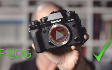 FUJIFILM X-T2 Firmware Update Brings Internal F-Log Recording and More - First Look