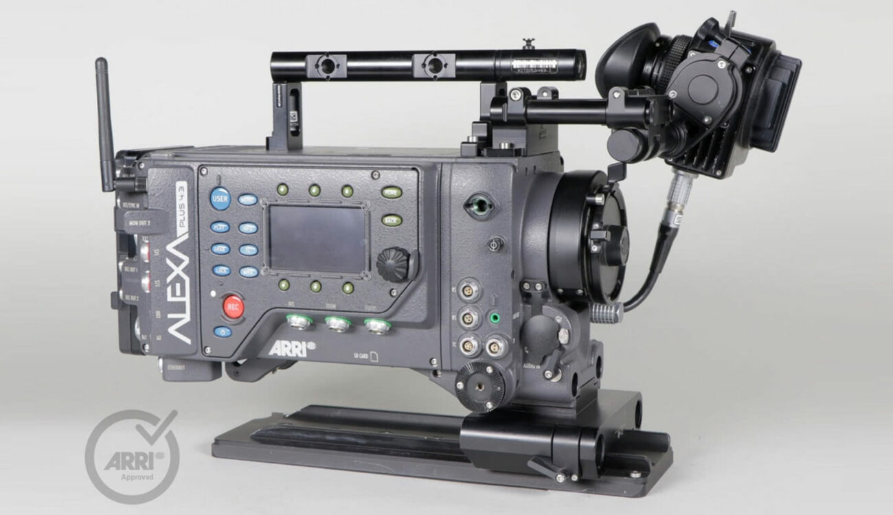 Your First Alexa? ARRI's New Certified Pre-Owned Program