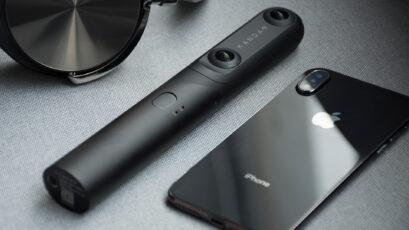 Kandao QooCam - Pocket Sized 4K 3D Stereo and 360° Camera