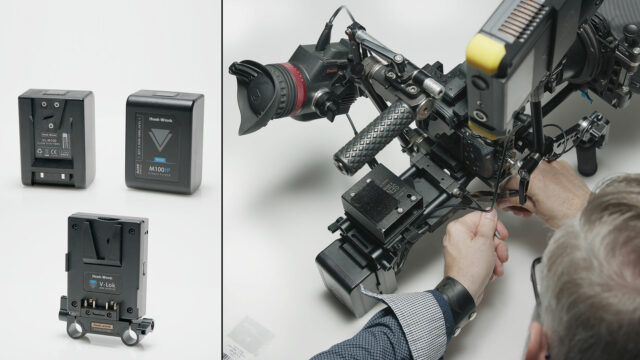 When I Saw Olaf Von Voss S Cinema5d News Post Of The Hawk Woods Mini V Lok Batteries Was Excited By Possibility Shrinking Down My Sony A7s Ii Rig