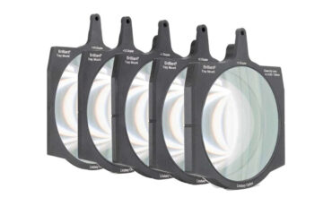 Lindsey Optics Brilliant² Tray Mount Diopter Set - Close Up Filter And Tray In One