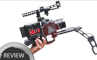 CAME-TV Terapin Rig Review - Turn Your Mirrorless into a Pro Camera