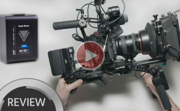Making a Compact Sony a7S II Rig with Hawk Woods Mini V-Lock Batteries