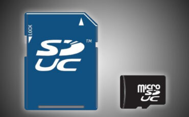 SD Express – The Future of SD Cards with up to 128TB Capacity