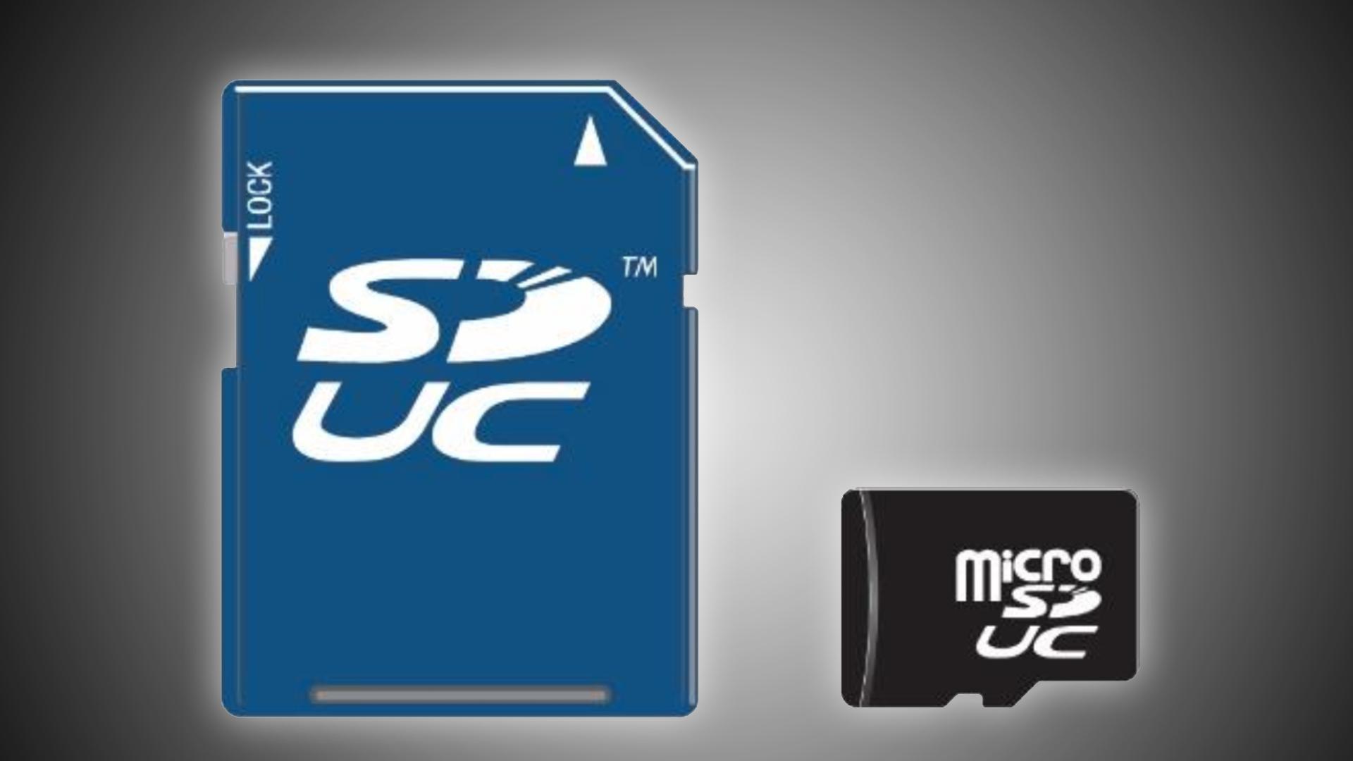 SD Express - 最大128TBの次世代SD規格を発表