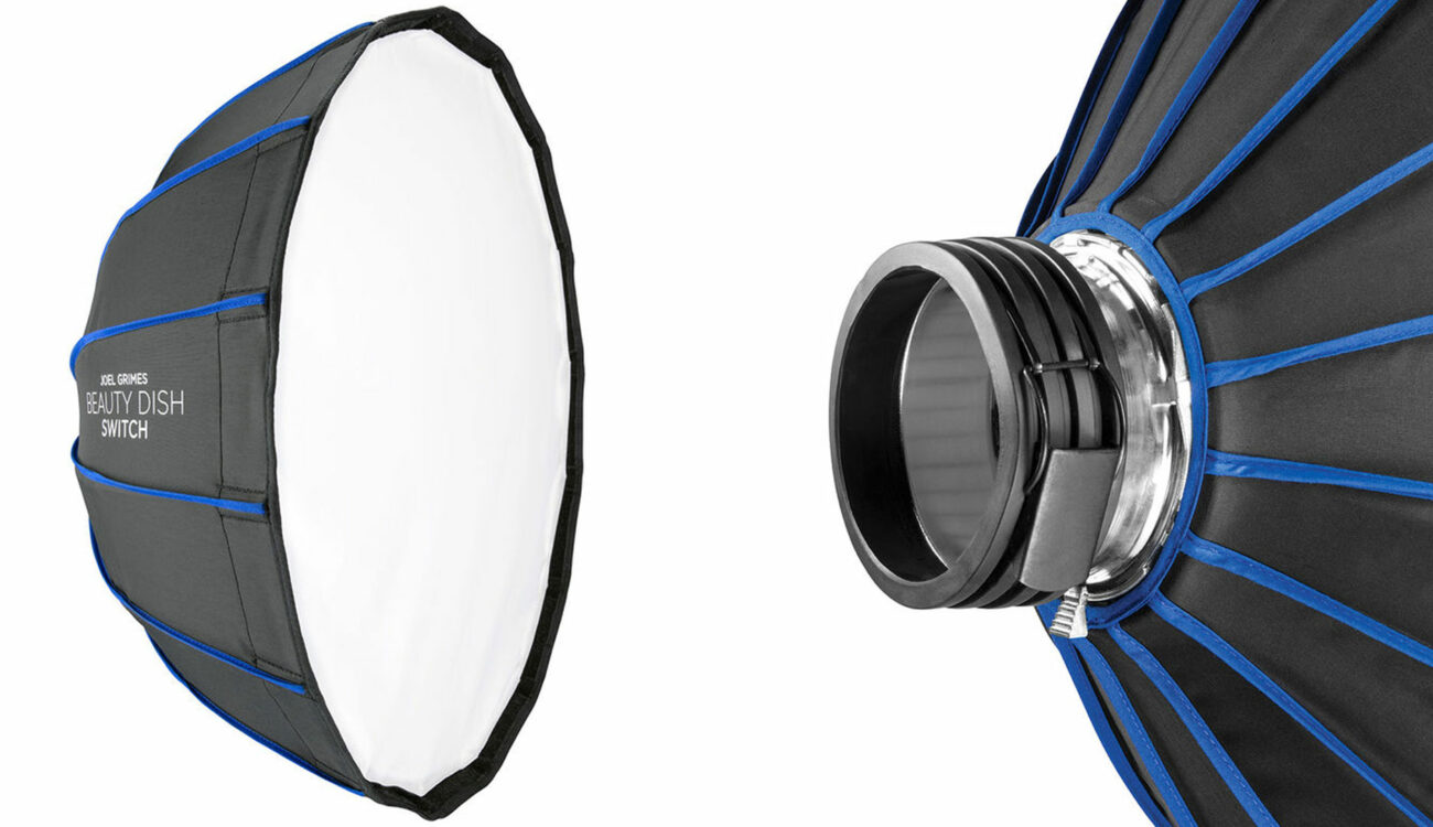 Westcott Switch Series Enables Fast Light Modifier Setup and Adjustment