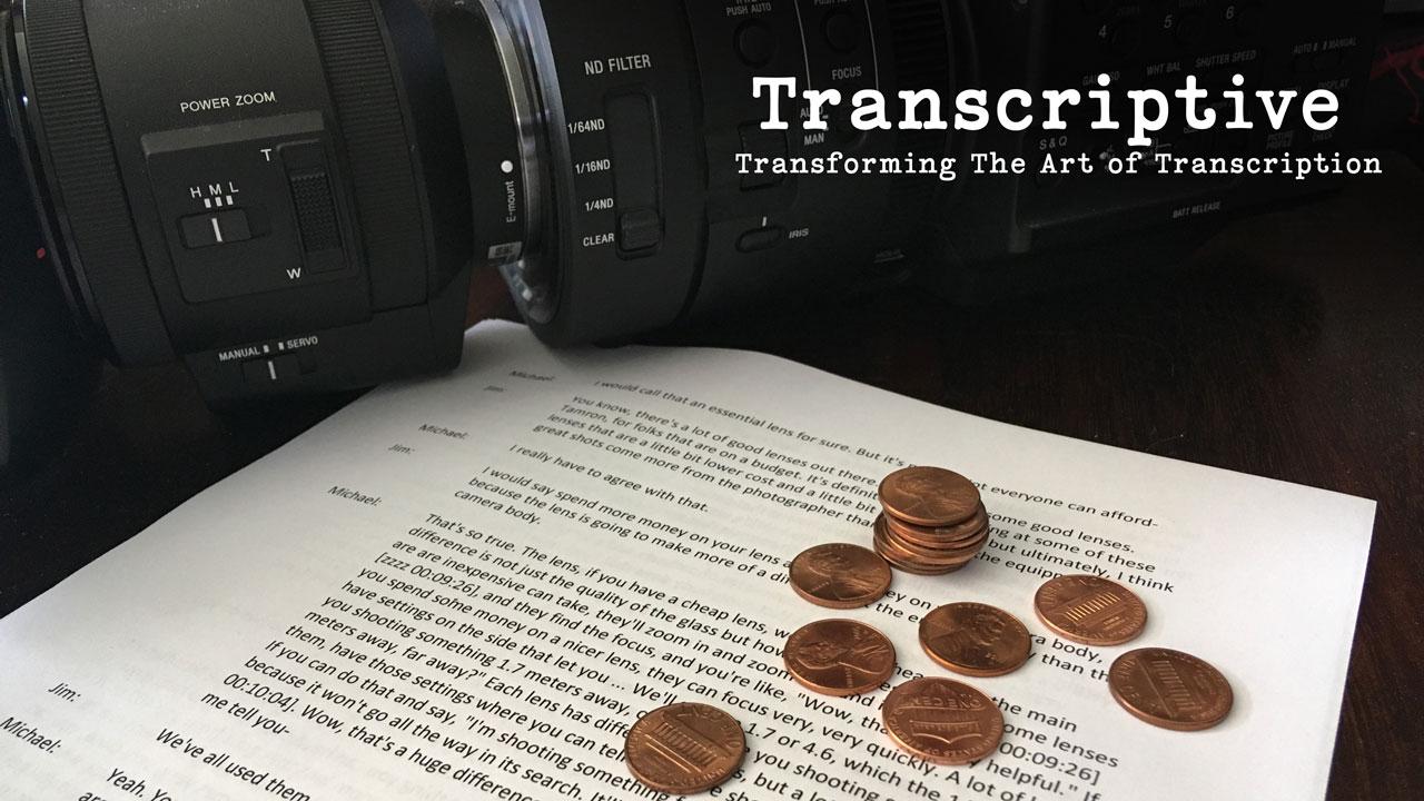 Transcriptive Plugin Update 1.2 - Transcription Made Easy