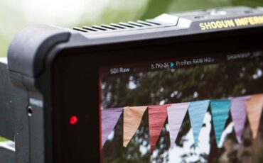 AtomOS 9.11 Update for Shogun Inferno - Get 5.7K ProRes RAW from Panasonic EVA1