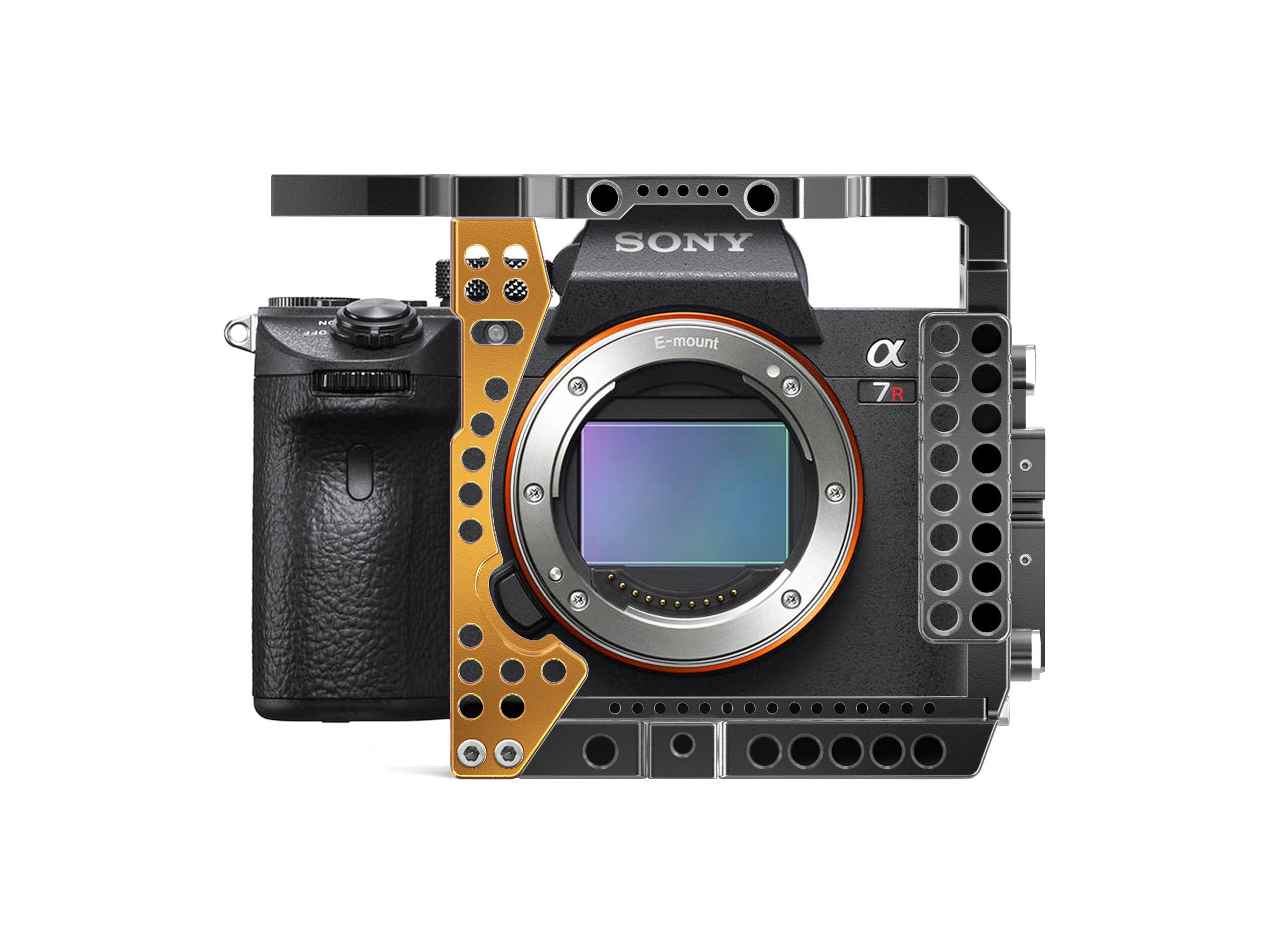 LockCircle Robot Skin for Sony a7 III, a7r III & a9: the