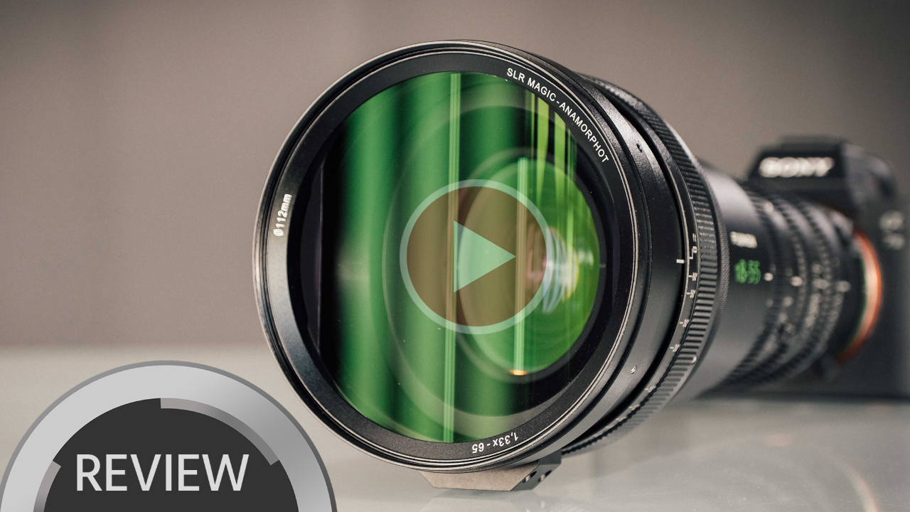 Reseña del adaptador SLR Magic Anamorphot 65 - ¿Tu alternativa a las lentes anamórficas?