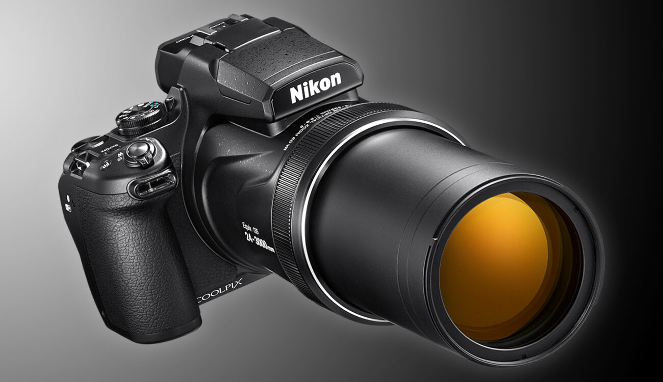 Nikon COOLPIX P1000 – A Small Camera With a Giant Zoom Range