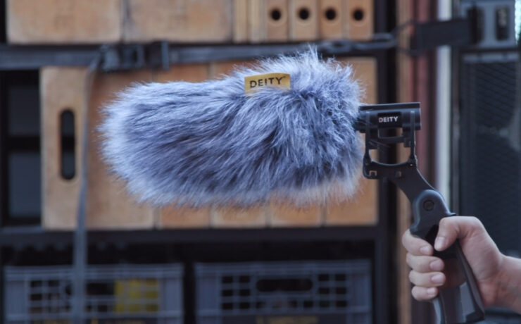 Deity Microphones S-Mic 2 - Budget Friendly Shotgun Mic Gets Update