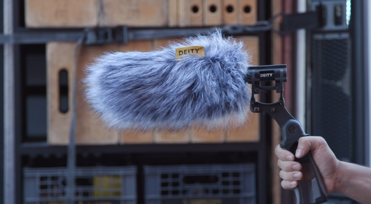 Deity Microphones S-Mic 2 - Budget Friendly Shotgun Mic Gets Update