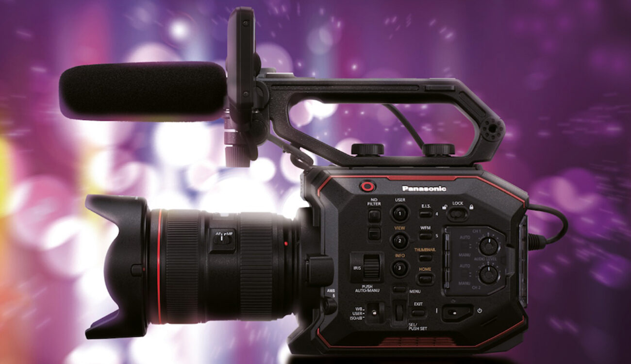 Panasonic EVA1 Guide by Barry Green now Available - For Free