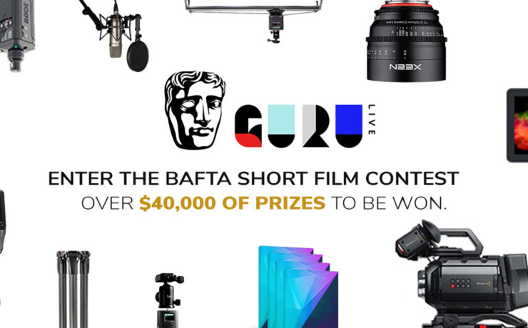 Filmstro and BAFTA Short Film Contest