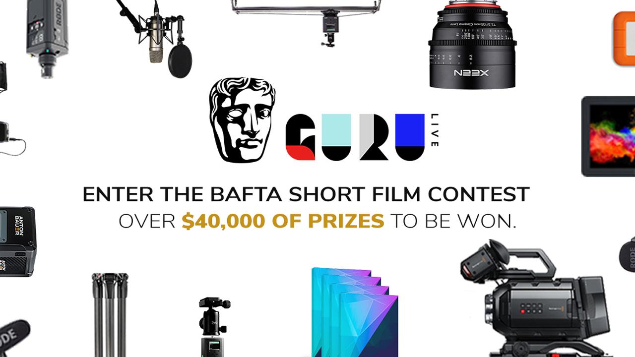Filmstroと英国映画テレビ芸術アカデミー(BAFTA)によるショートフィルムコンテスト