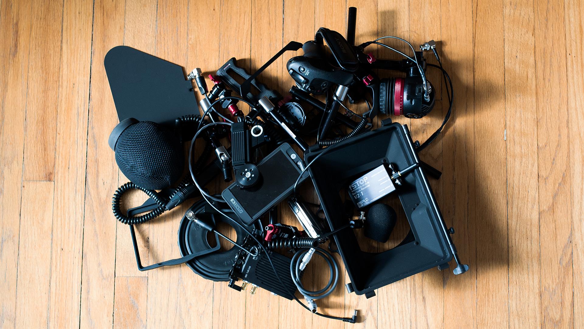 """Cómo el """"kit perfecto"""" puede sabotear a los cineastas"""