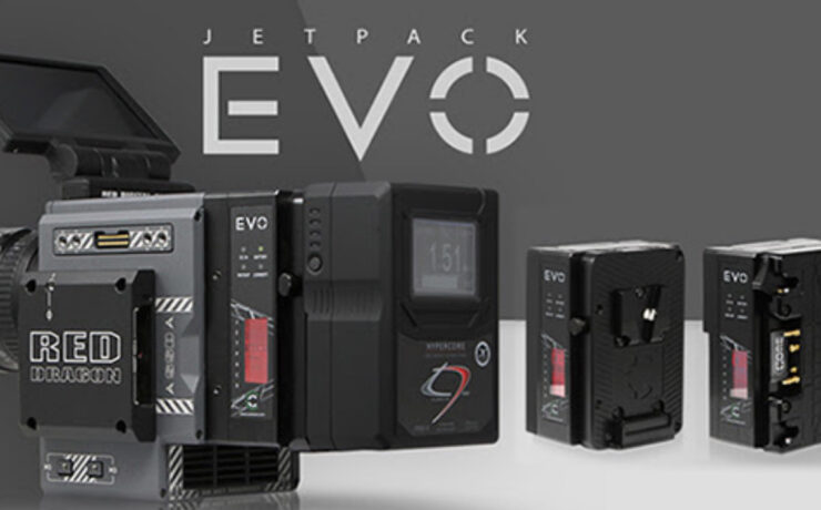Core SWX JetPack EVO Series - Change Your RED Battery Without Losing Power