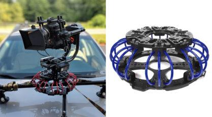 Kessler KillShock - Shock Absorbing Isolator Plate for Your Camera