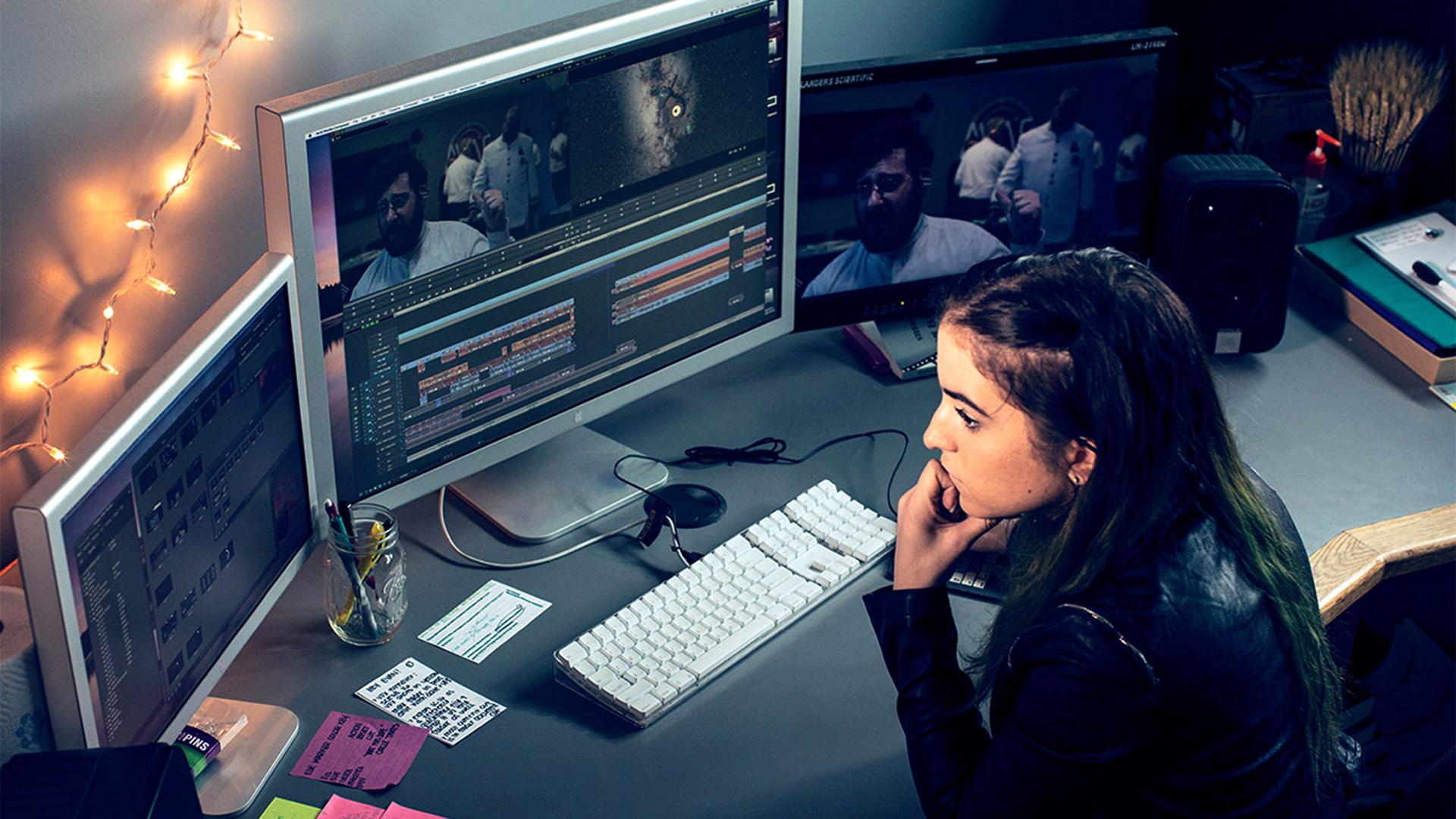 Avid Media Composer 2018.7 - Nueva línea de tiempo en vivo y soporte para proyectos en 16K