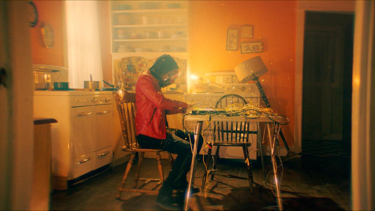 "Video musical ""Sickick - Mind Games"" - Emocionante iluminación dinámica experimental"
