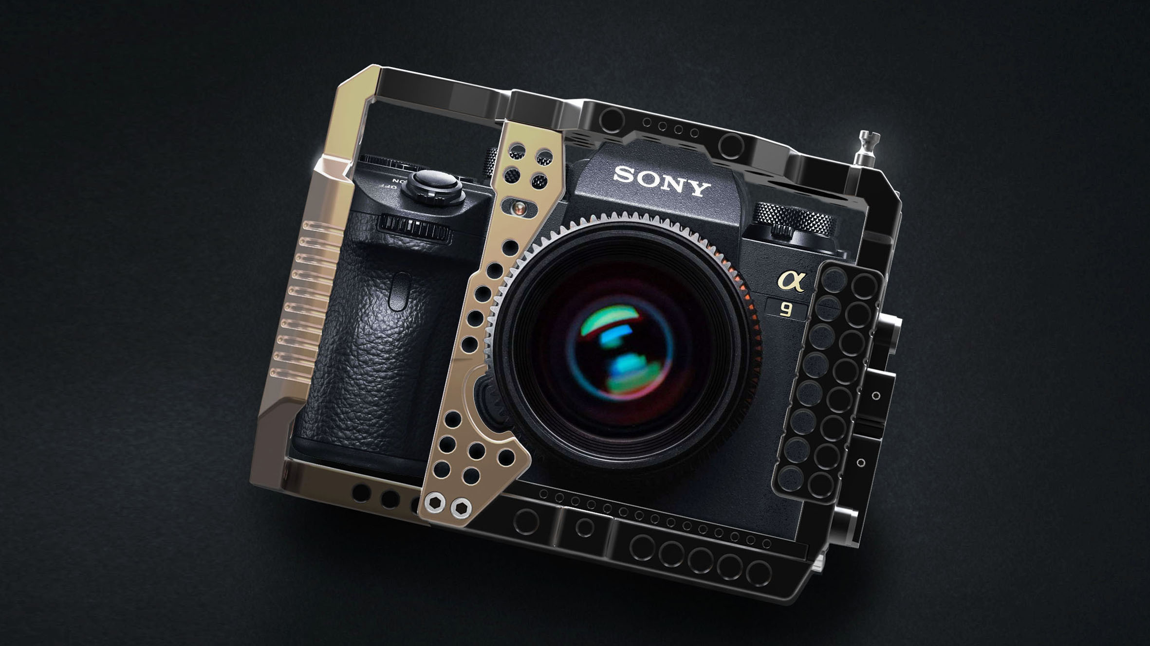 LockCircle Robot Skin for Sony a7 III, a7r III & a9: the Answer