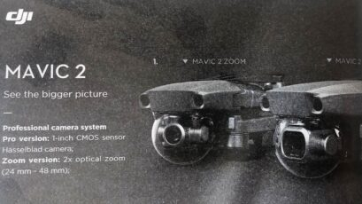 DJI Mavic 2 Is Coming – Leaks Reveal Not Just One, but Two New Drones
