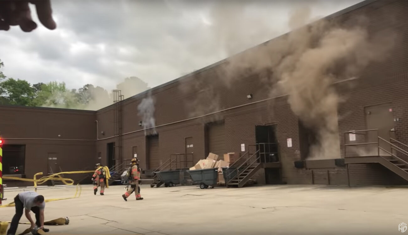 SmallHD Suffers Millions in Lost Inventory Due to Fire