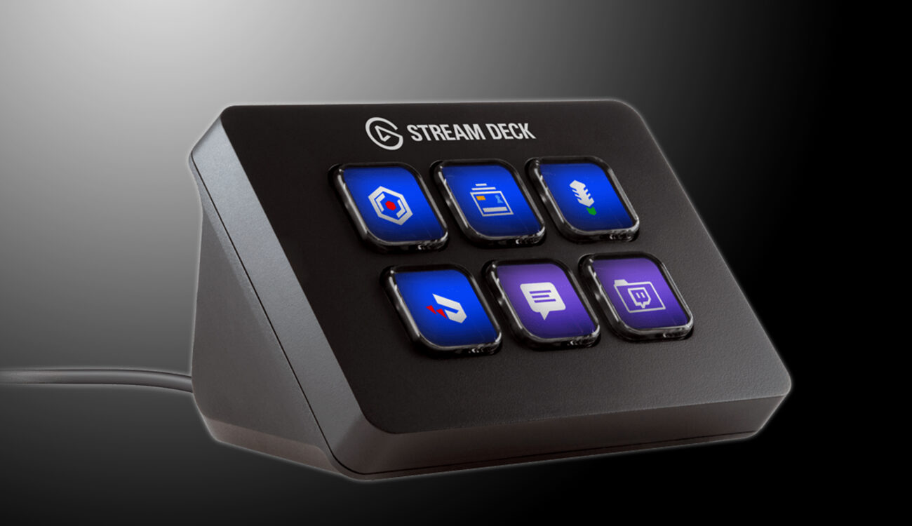 Elgato Stream Deck Mini – 6 Buttons, Endless Possibilities