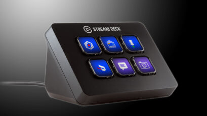 Elgato Stream Deck Mini – 6 Buttons, Endless Possibilities