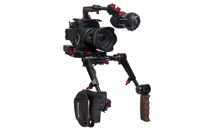 Zacuto Trigger Grips - Ergonomic and Quickly Adjustable Grips for Both Hands
