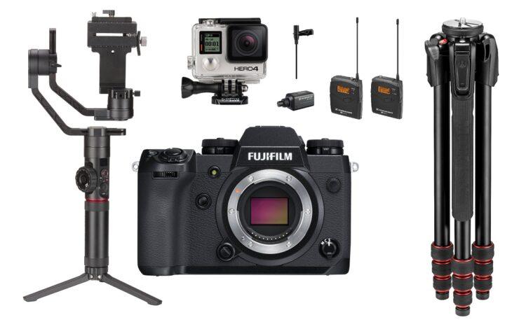 This Week's Top 10 Deals for Filmmakers – Crane 2 Gimbal, Fujifilm, Sennheiser, GoPro and More