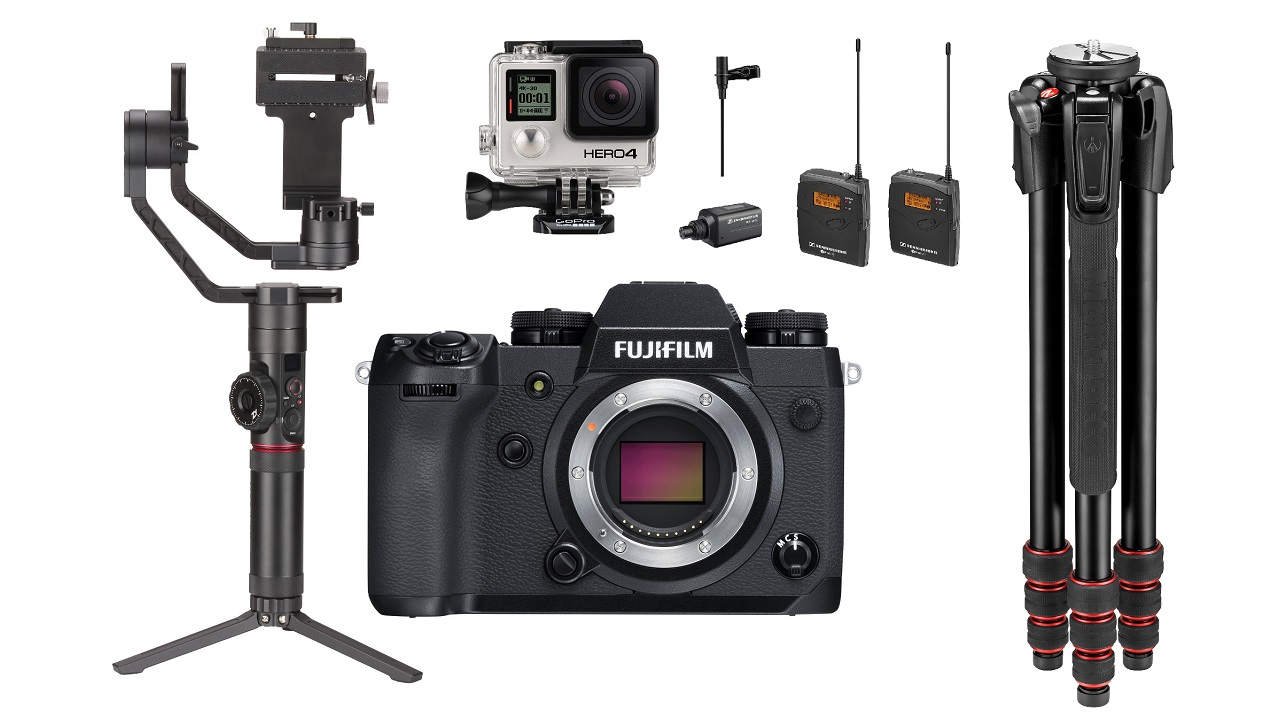 This Week's Top 10 Deals for Filmmakers – Crane 2 Gimbal, Fujifilm, Sennheiser, GoPro and More
