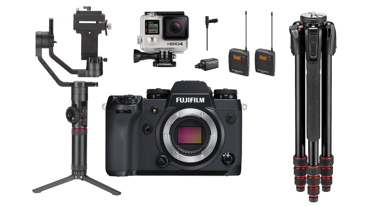 Last 10 mejores ofertas de esta semana para cineastas – Gimbal Crane 2, Fujifilm, Sennheiser, GoPro y más