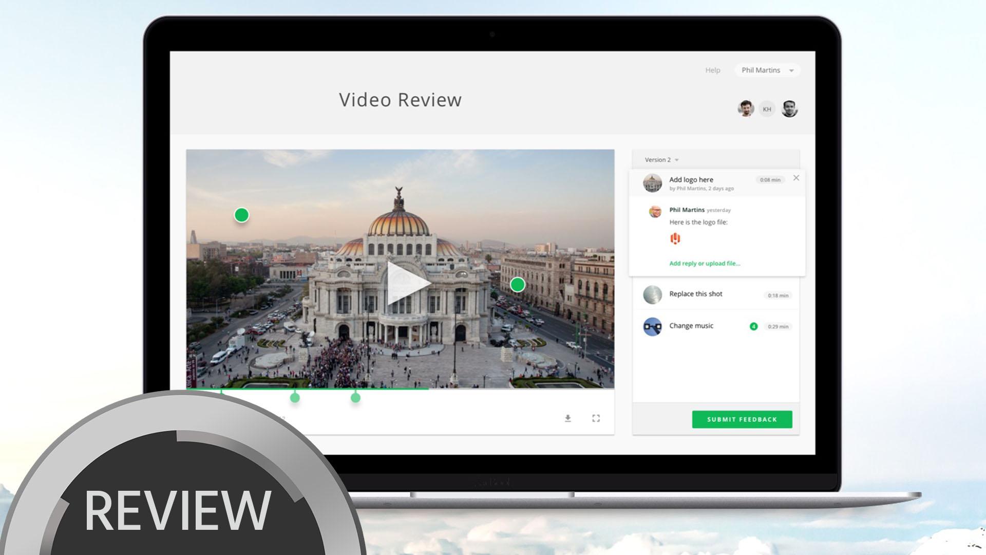 Filestage.io – Revisión fácil de videos y documentos para tus clientes