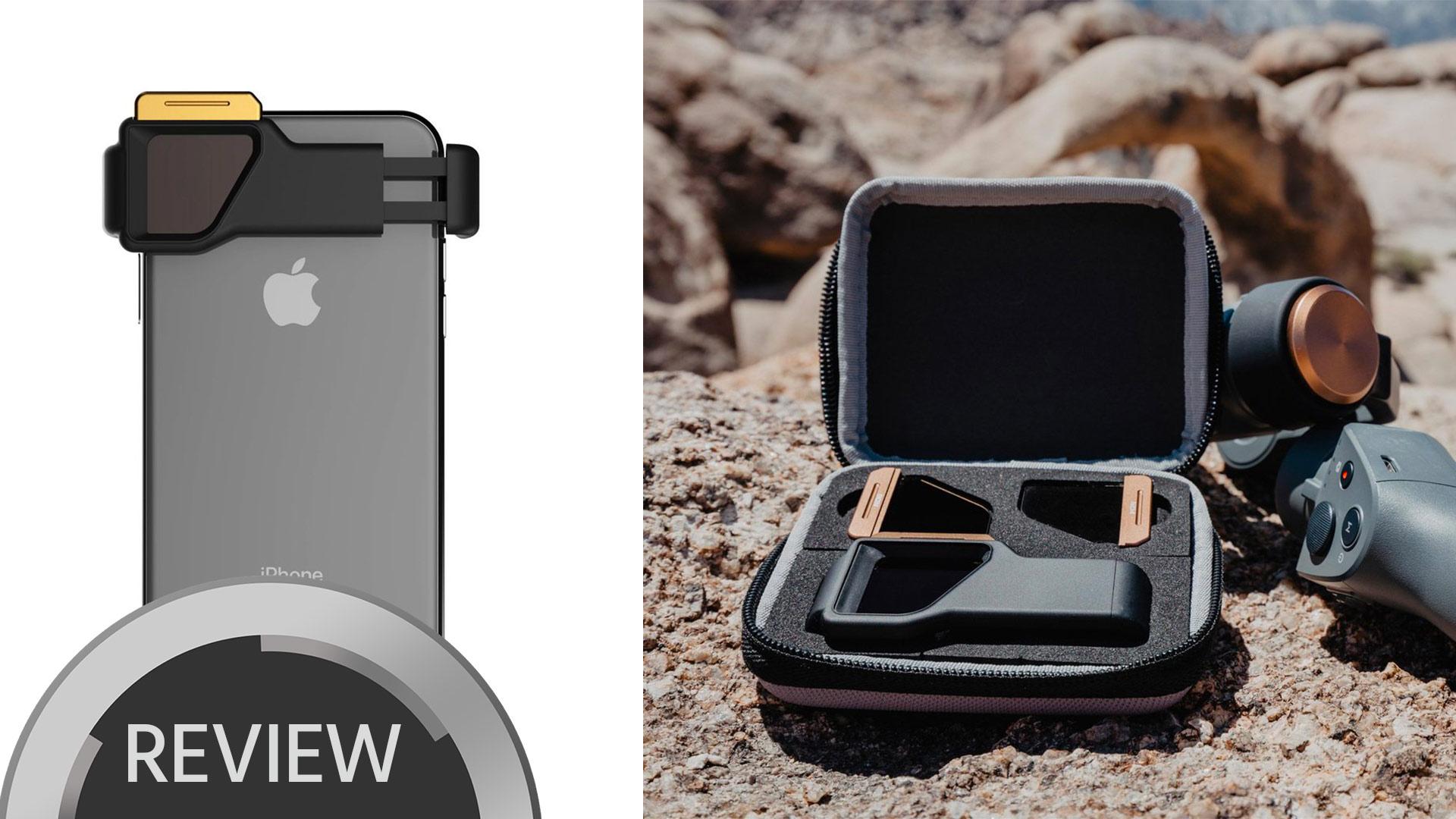 Filtros ND profesionales para tu teléfono – Nuevo sistema de filtros PolarPro Iris Mobile - Reseña