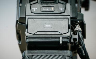 SSD Recording on the URSA Mini: Options and Comparison