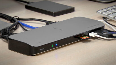 Sonnet Echo 11 Thunderbolt 3 Dock – Transform Your Laptop Into a Workstation