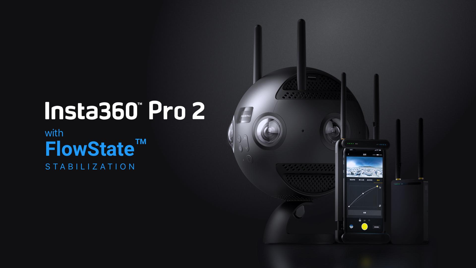 Anunciaron el Lanzamiento del Insta360 Pro 2 – Bienvenidos al Siguiente Nivel en Videos 360°