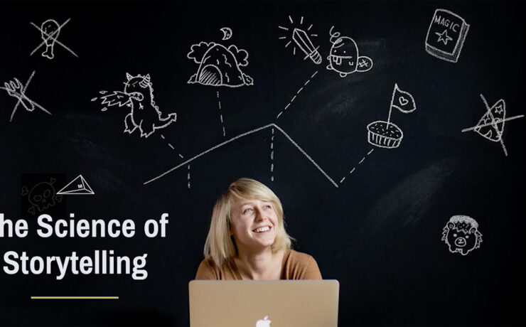 Muse Storytelling – Now Available on MZed