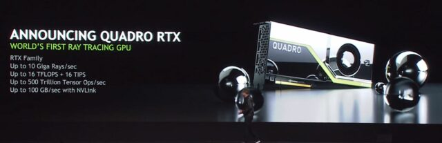 Faster 8K Editing with NVIDIA Quadro RTX and Turing Architecture