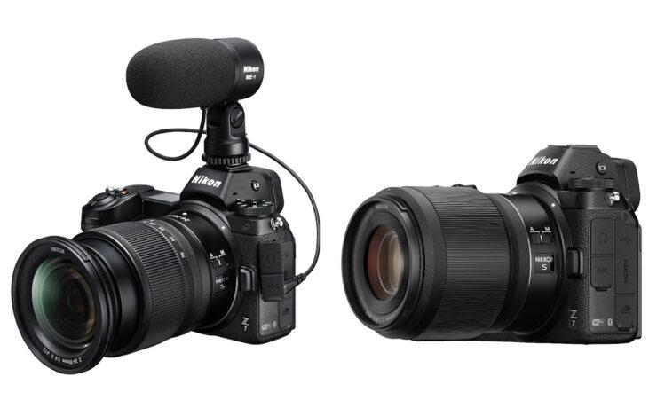 Nikon Releases Z 7 and Z 6 Full-Frame Mirrorless Cameras and Z Mount Lenses