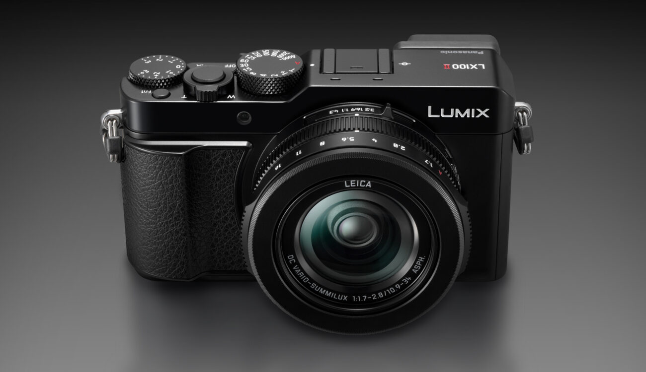 Panasonic LX100 II - The Next Generation of Panasonic's Compact Mirrorless Cameras