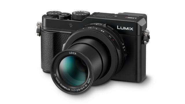 Panasonic LX100 II Telephoto