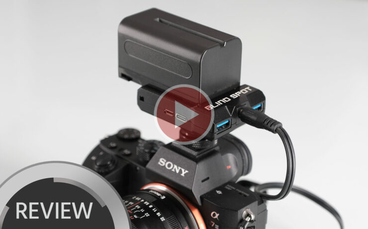 Power Junkie Review – Power Any Camera & More With One Sony Battery