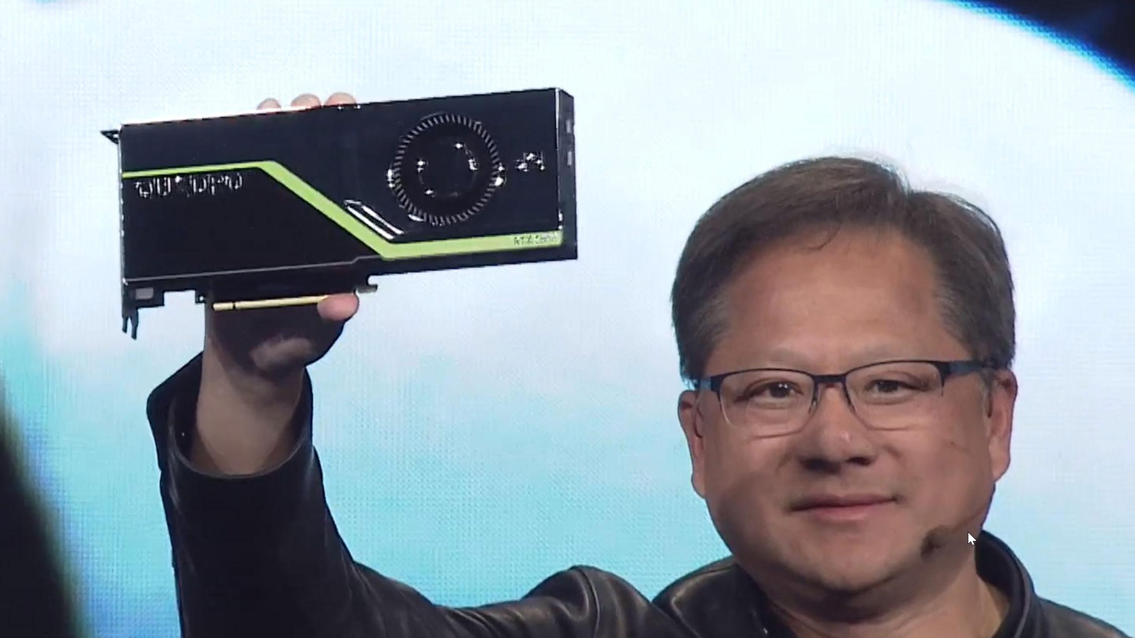 NVIDIA Quadro RTXとTuring アーキテクチャによる8K編集