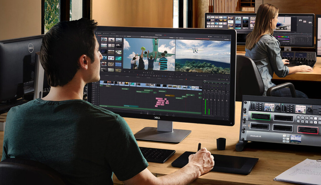 Blackmagic Design DaVinci Resolve 15 is Finally Out of Beta