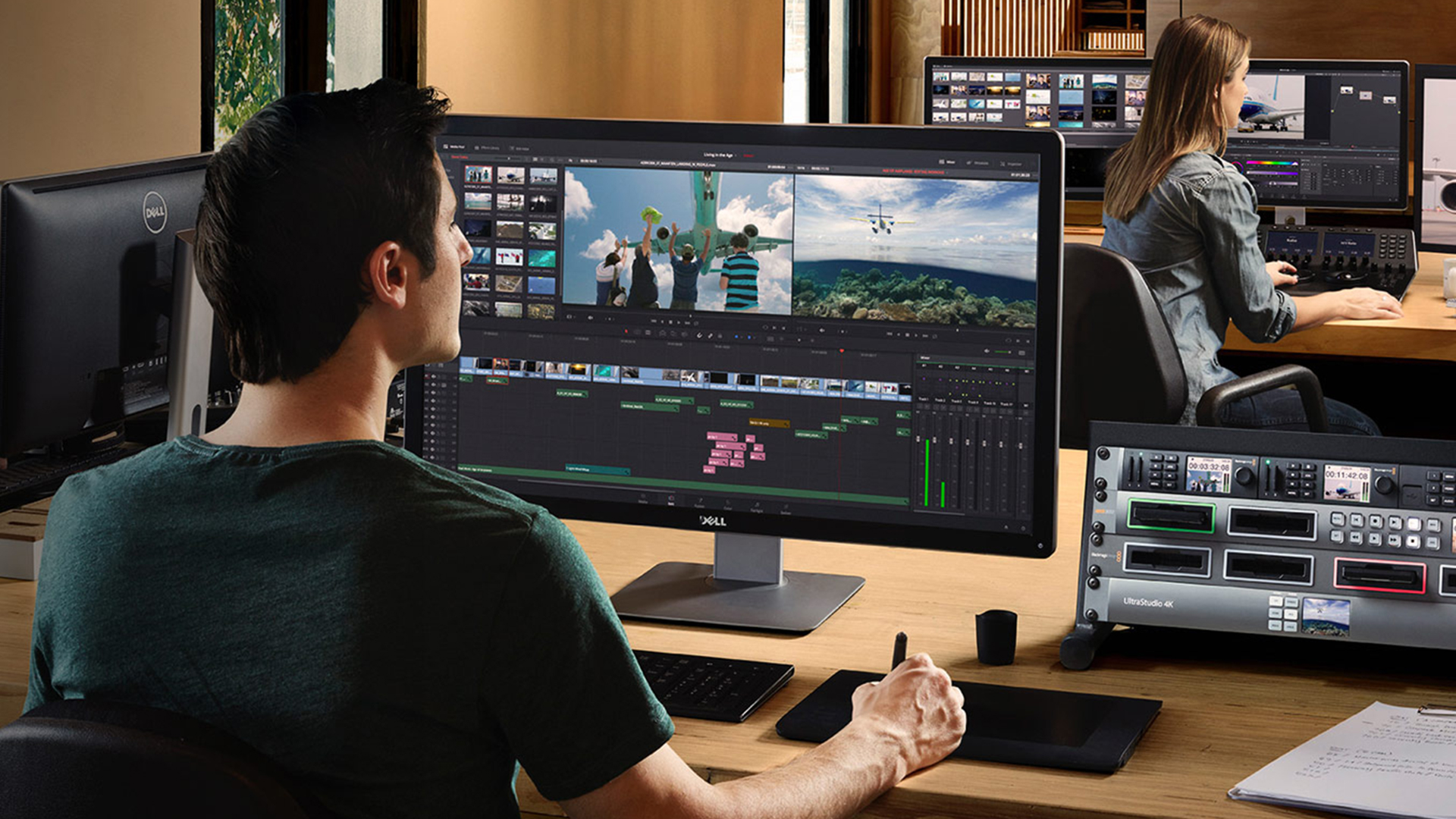 DaVinci Resolve 15 de Blackmagic Design ha finalizado su etapa Beta